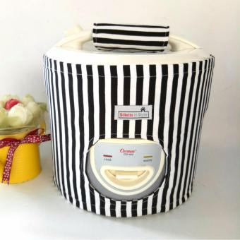 Harga Cover Rice Cookers / Cover Magic Com - Zebra