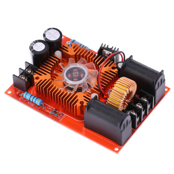 Harga DC 12-30V ZVS Tesla Coil Driver Board Module Marx Generator H Voltage Power Supply - intl