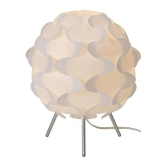 Harga IKEA Fillsta Lampu Meja - Fillsta Table Lamp IKEA (Putih)