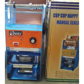Harga Cup Sealer Manual (alat press gelas plastik ) Merk ETON NANKA