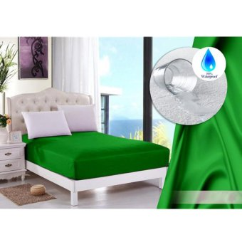 Ellenov Sprei Waterproof Anti Air Warna Hijau