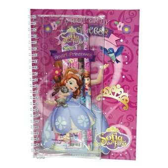Harga Disney Sofia Stationery Set
