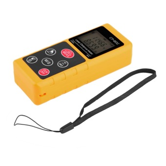 Harga OH 60m Laser Distance Meter Measure Electronic Handheld Rangefinder