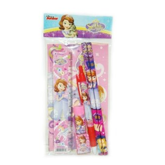 Harga Disney Stationery Set Sofia