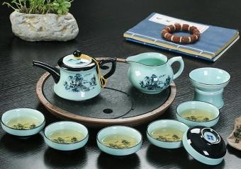 Heles Tea Tray Set Hb 3035 ...