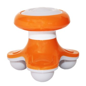 Harga Etarastore - Mini Electric Massager Alat Pijat Mini-Orange