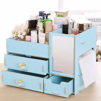 Babamu Tempat cosmetic storage box - Cosmake lipstick & nailpolish organizer White ... Source