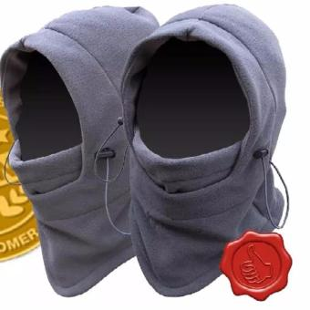 Harga Masker Polar Balaclava Fleece 6 In 1 Multifungsi Beli (Masker Gunung, Hicking, Motor, Outdoor Mask, Ninja Polar)