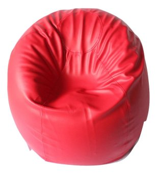 Harga Troos Bean Bag Royal - Merah
