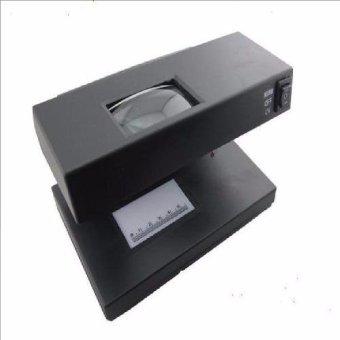 Kaca Pembesar Pendeteksi Uang Kertas Palsu Counterfeit Money Detector