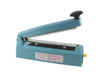 Harga Q2 Impulse sealer PFS- 300 Alat Press Plastik 30 CM - Biru