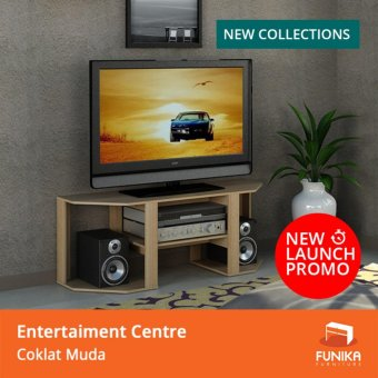 Harga FUNIKA MERCY - Entertainment Centre