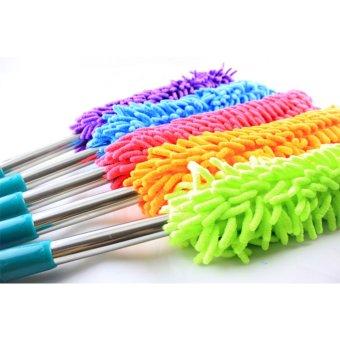Harga Kemoceng Mikrofiber Bisa Dipanjangkan / Kemoceng Cendol Brush Cleaning - 1Pcs