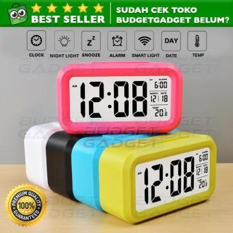 Jam Meja Pintar / Digital Desktop Smart Clock - JP9901 ...