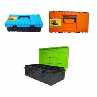 Kenmaster K380 Tool Box Kotak Perkakas