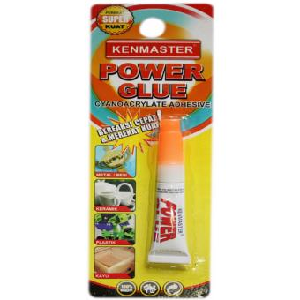 Kenmaster Lem Power Glue 3 Pcs