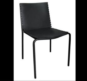 Kursi Murah / Kursi Serbaguna / Kursi Kafe PC 11 Black
