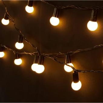 Cek Harga Baru Lampu Anggur Small Round String Lamp Lampu Hias