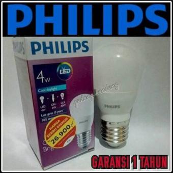 Lampu Led Philips 4 Watt Termurah