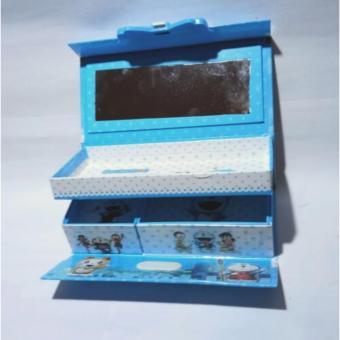 leoshop888 Kotak Pensil Anak Sekolah/ Tempat Pensil Kode Cewek