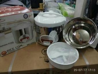 Magic Com Maspion Mrj 208 Ss - Rice Cooker Maspion Mrj 208Ss - Magicom Maspion 2