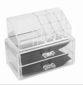 Makeup storage Acrylic Cosmetic Jewelry MakeUp Organiser Box - sf1063