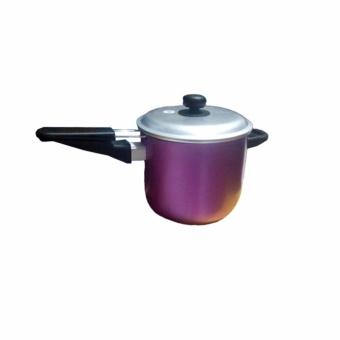 Maspion Multi Fryer Penggorengan Serba Guna 18 cm Warna + Tutup Besi