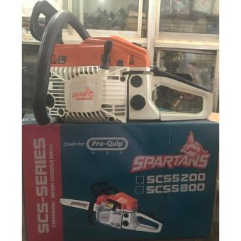Mesin Chainsaw SPARTAN SCS-5800