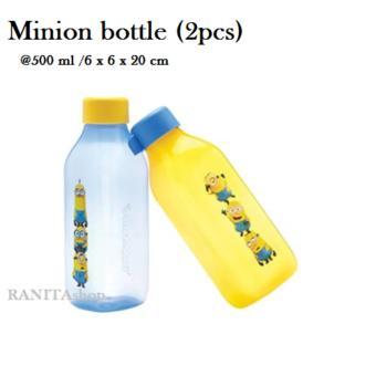 Minion bottle (2 pcs) tupperware - murah bergaransi