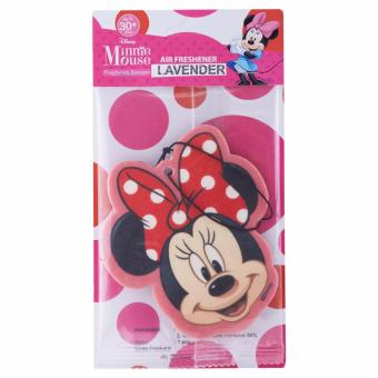 Minnie Mouse Air Freshner Paper Pad Lavender