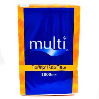Multi Facial Tissue 1000 Gr Tisu Wajah MP 08