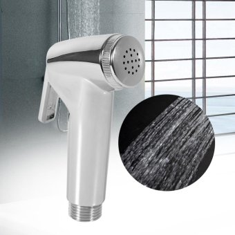 Multi-fungsional ABS Handheld Toilet Shower Sprayer Shower Kepala-Internasional