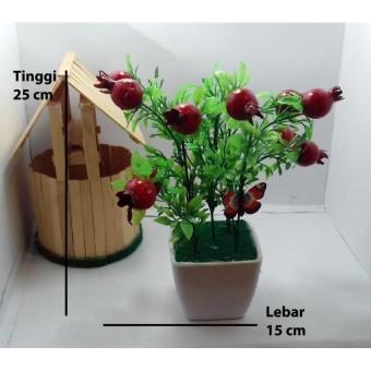 Kiss Shop Bunga Plastik Bunga Artificial Hiasan Ruang Tamu Dan ... 14b4424791
