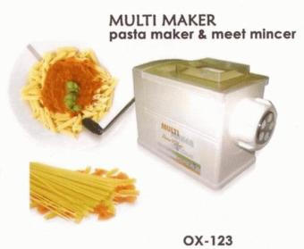 Oxone Multi Maker - Pasta And Noodle Maker (OX-123)