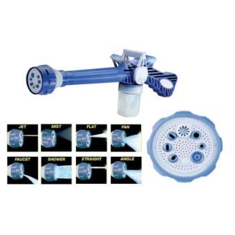 PAKET HEMAT Lebih Murah Selang Air Magic Hose 15 Meter + EZ Jet Water Cannon .