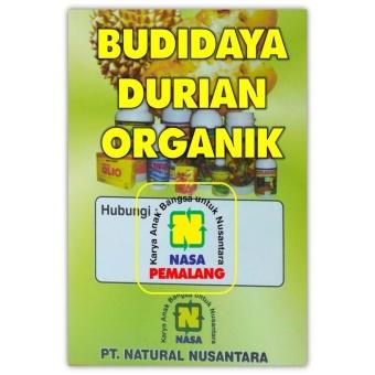 Paket Pupuk Budidaya Durian Organik Nasa Lengkap