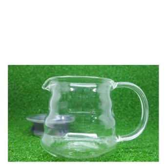 PALING DICARI Glass Server - teko kaca penampung V60 Drip Pour Over coffee small TERLARIS