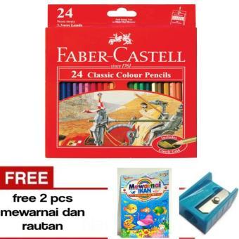 Cek Harga Baru Penghapus Crayon Pensil Warna Grip Eraser Faber
