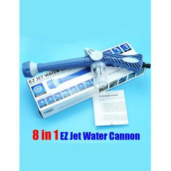 Penyemprot Air EZ Jet Water Canon Turbo 8 IN 1 Water Spray