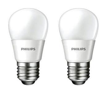 Philips Lampu LED 3w 2pcs - White