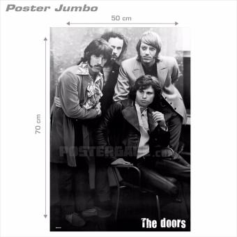 Poster Jumbo: The Doors #MUI14 - 50 x 70 cm