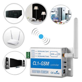 Pro Remote Kontrol GSM SMS SIM Telepon Nirkabel Mengendalikan Saklar Cerdas UE