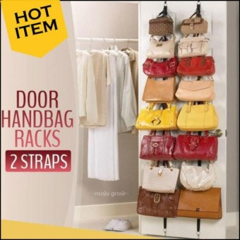 Promo Bag Rack Organizer As Seen Tv- Rak Gantung Tas Terlaris