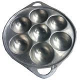 ... Quinn TS alumunium cetakan kue carabikang atau apem mini isi 7 - 4