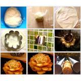 ... Rosita 7 pcs Cetakan Kue Pastel/Dumpling/Panada Stainless Steel Mawar Teratai & Gerigi ...