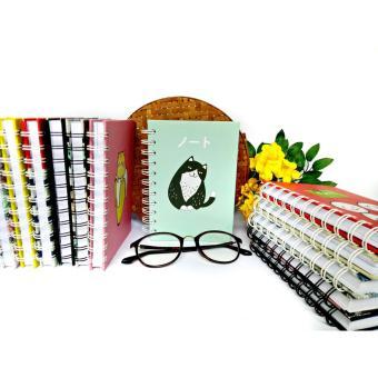 ... Sketchbook & Notebook binder Kucing. Sketchbook & Notebook binder Kucing. Hengsong Smiley Diary Notebook Memo Buku Mini Kulit Tebal Note Source. ‹ ›