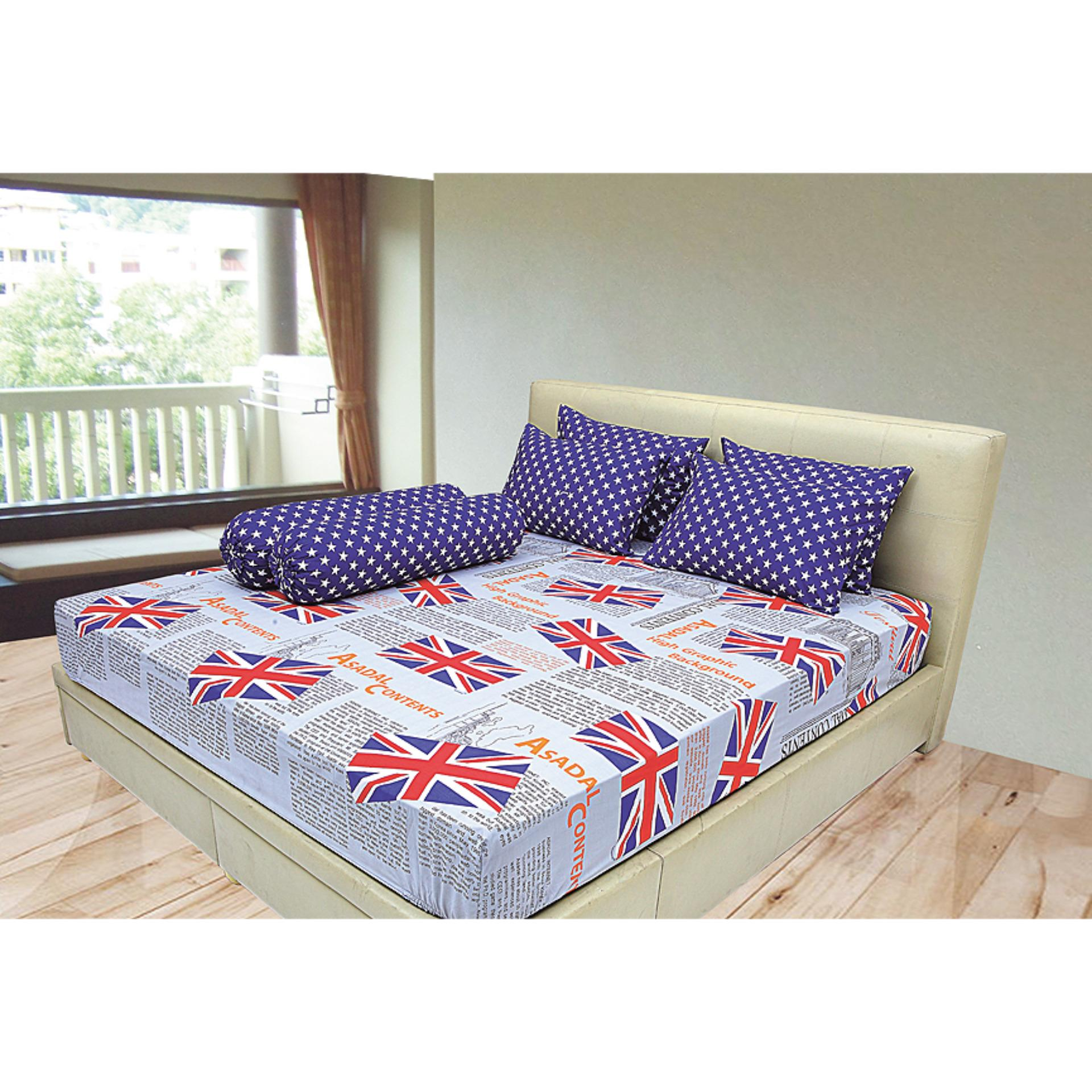 Sprei Internal King B2 Little Twin Star Referensi Daftar Harga Kintakun Rumbai Bantal Busa Rbb Dluxe 180 X 200 Anita Hot Deals