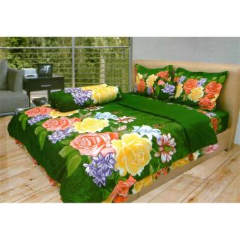 Sprei Lady Rose 160X200 Queen Terlaris Laguna