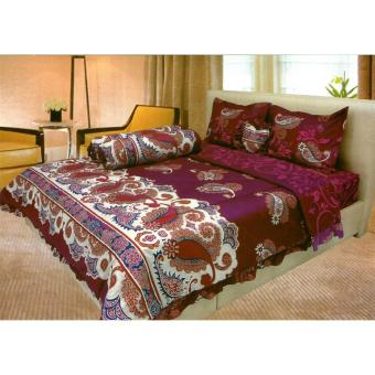 Sprei Lady Rose 160X200 Queen Terlaris Marbela