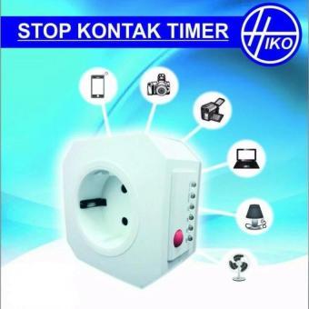Stop Kontak Timer Hiko